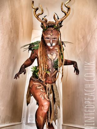 Brex Deity Creature - Painted Peach .jpg