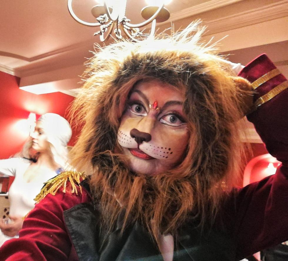 Lion Ringmaster
