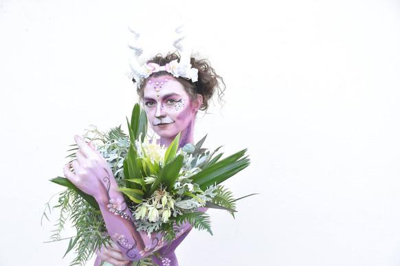 Floral Usher