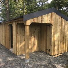 Boiler House & Log Store