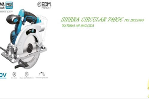 SIERRA CIRCULAR 20V