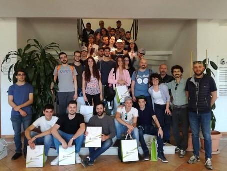 UniPG and UniCatt (Piacenza) company tour