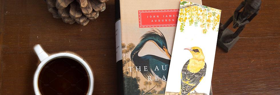 Bird Bookmarks (set of 10)