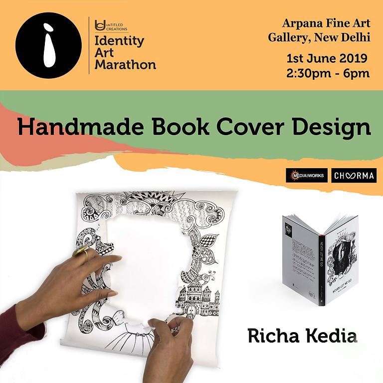 Workshop: Handmade Book Cover Design in Mixed Media