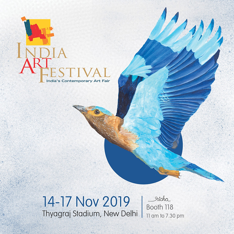 Exhibition- India  Art Festival
