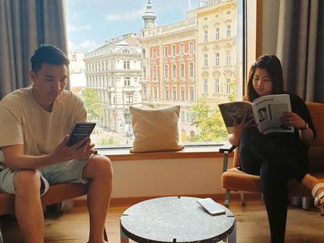 Das Triest Hotel, Vienna, Austria