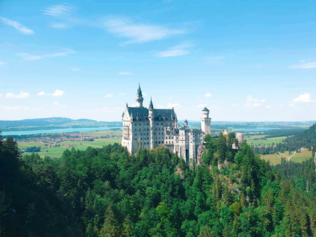 How to get to Neuchwanstein Castle