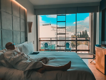 NEW Hotel in Athens, Greece