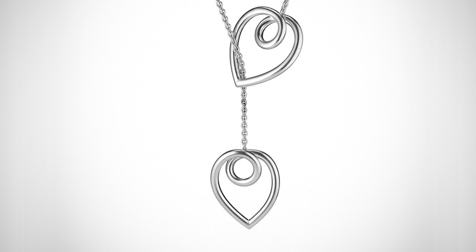 Collection Coeur Argent