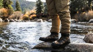 SL17 Fishing Boots
