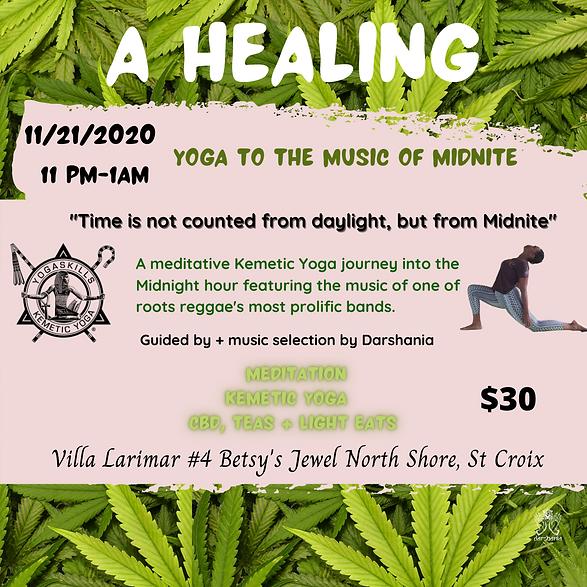 a healing flyer .png