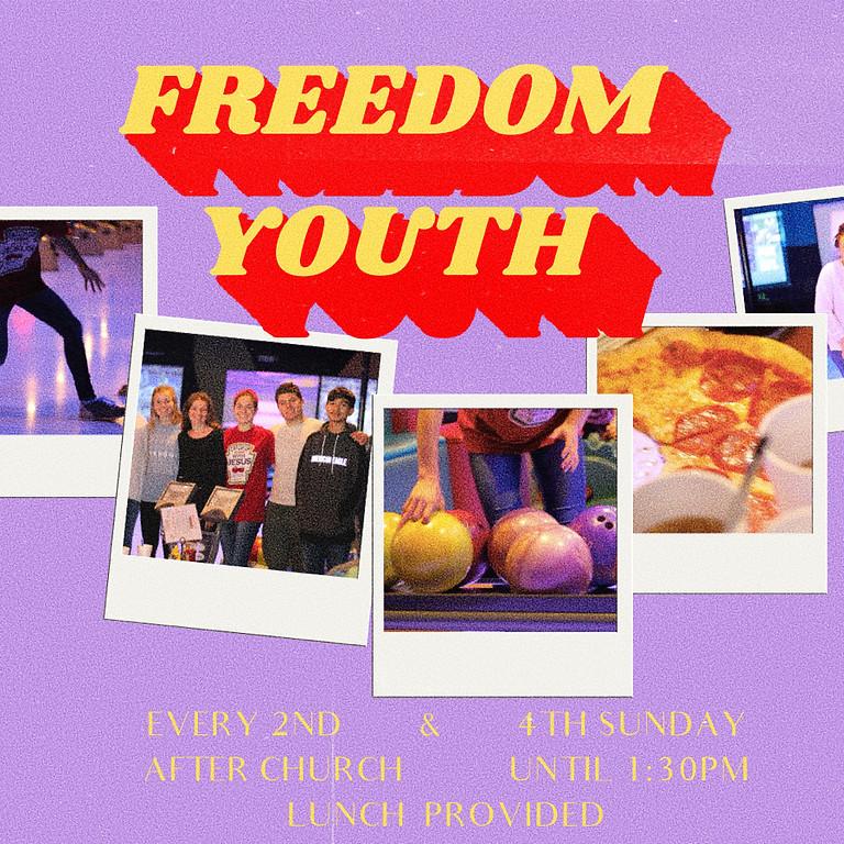 Freedom Youth!