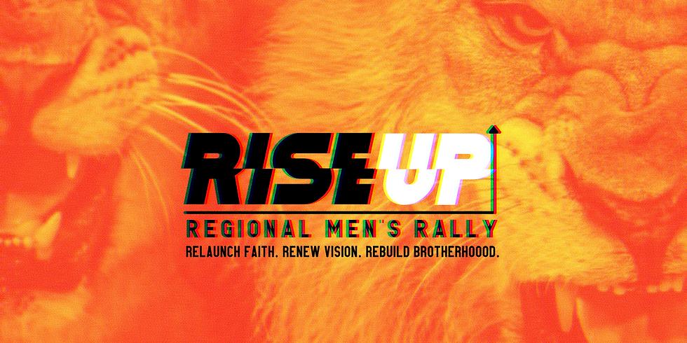 RISE UP Regional Men's Rally