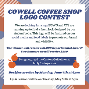 Cowell Coffee Shop Logo Contest