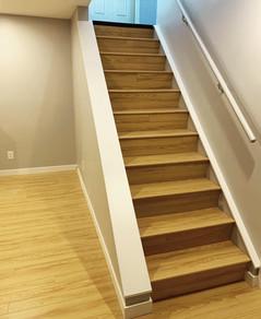 Matching Oak Staircase