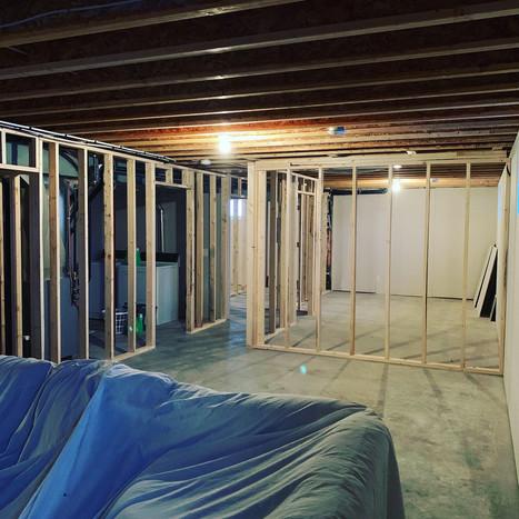 Basement Framing (2)