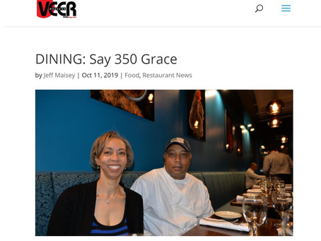 350 Grace featured in Veer Magaine