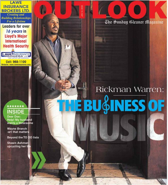 Rickman Warren: The Business Of Music