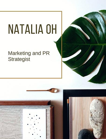 Contact Natalia Oh