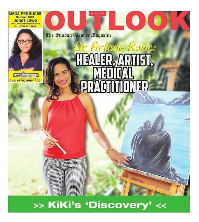 Dr. Arlene Rose: Healer, Artist, Medical Practioner