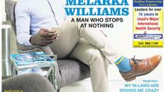 Melarka Williams : A Man Who Stops At Nothing
