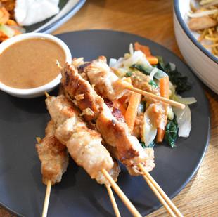 Sate Ayam Jawa