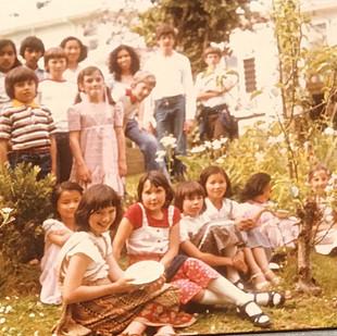Our Kiwi, Dutch & Indonesian family -Auckland