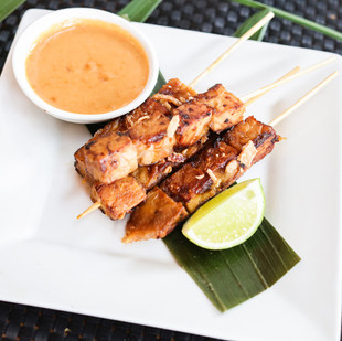 Sate Tempeh Solo