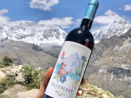 Vino De Arándanos: Una Bebida Refrescante
