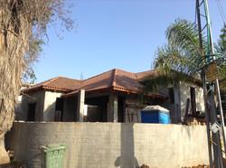 מבט כללי על חזית הבית