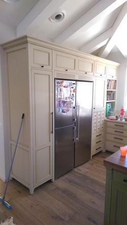 תקרה סמויה (קומופלאג')במטבח
