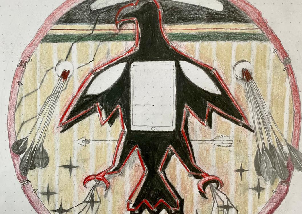 Initial Thunderbird Sketch