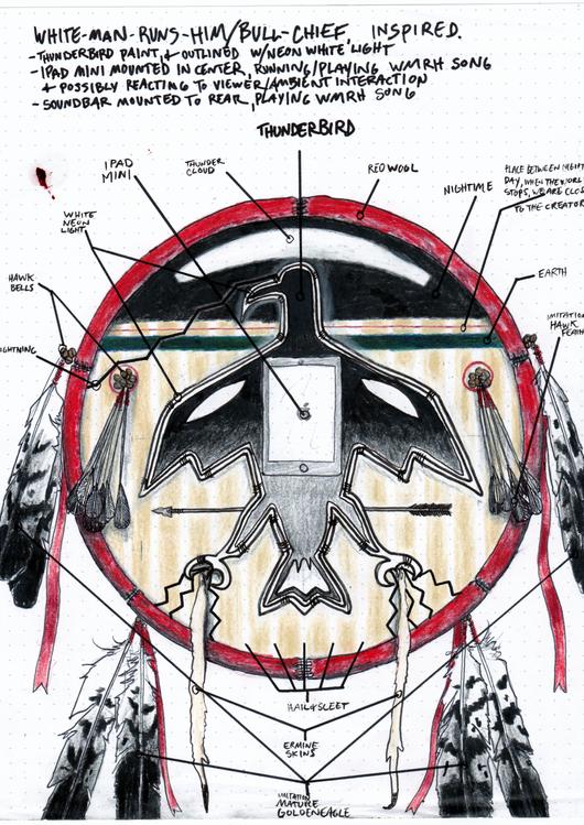 Thunderbird Concept Sketch