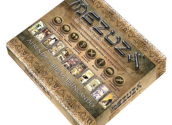 Novo Mezuzá: O jogo Bíblico de tabuleiro. Aprenda a Bíblia!