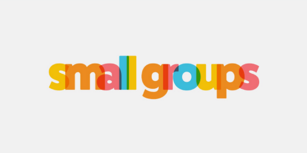 Friday Night Small Group