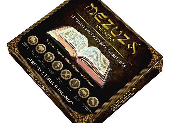 Mezuzá Desafio - Desafie-se ao conhecimento Bíblico!