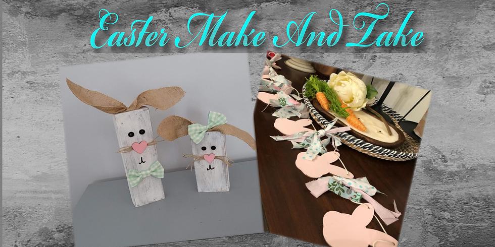 Easter Make And Take