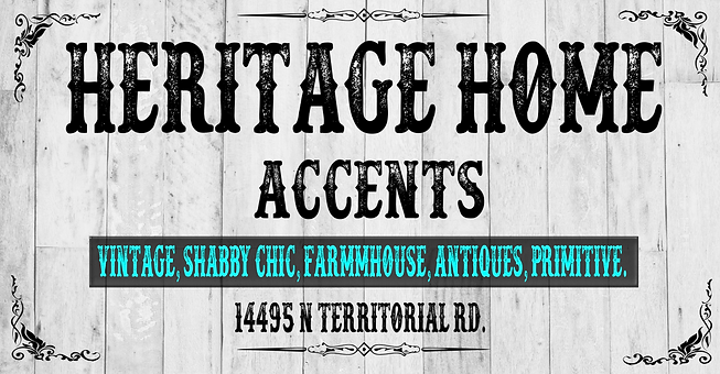 Heritage Home Accents Chelsea Michigan.p