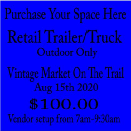 Retail Trailer/Truck