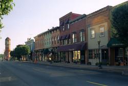 Downtown Chelsea Michigan