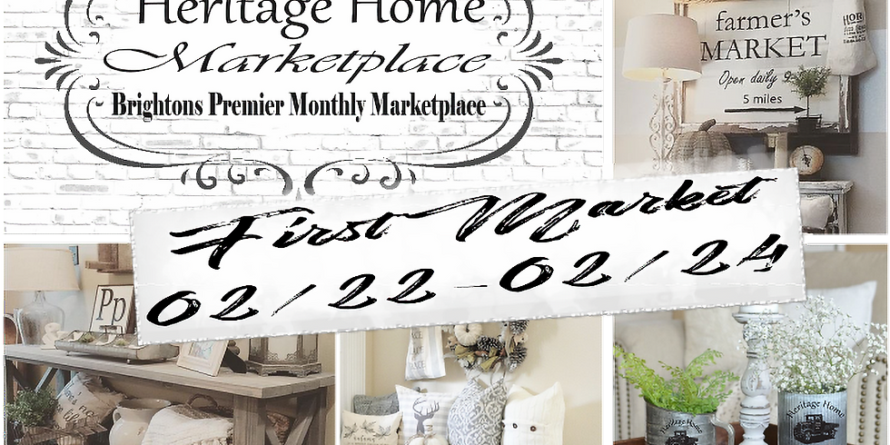 Heritage Home Marketplace Grand Opening