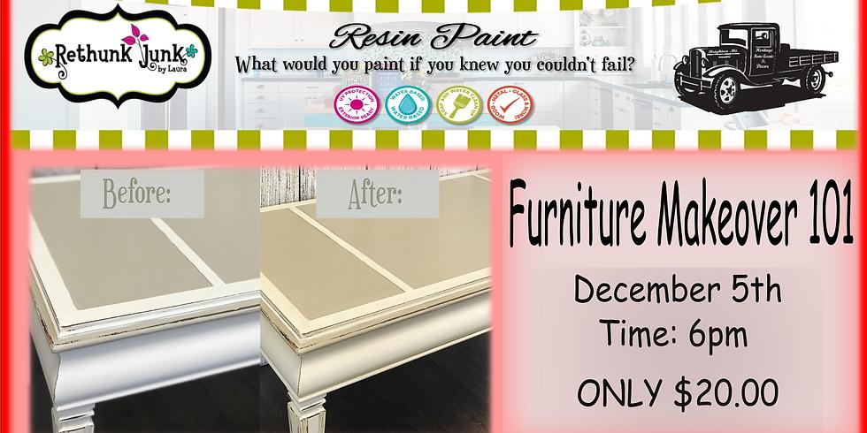 Furniture Makeover 101