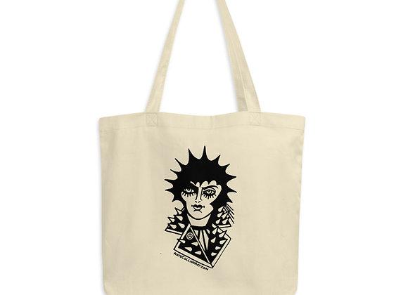 Punk girl Eco Tote Bag