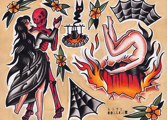 Hell Flash