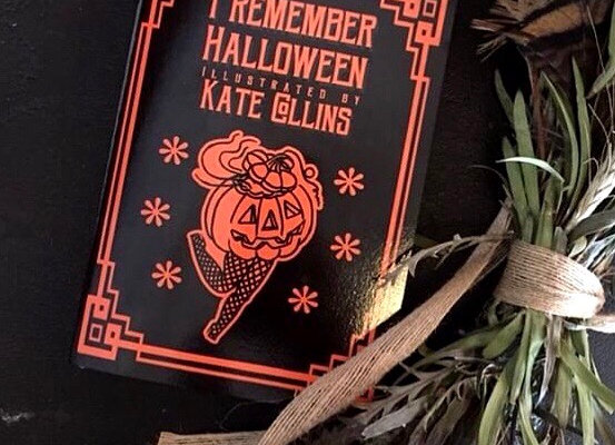 I Remember Halloween Book