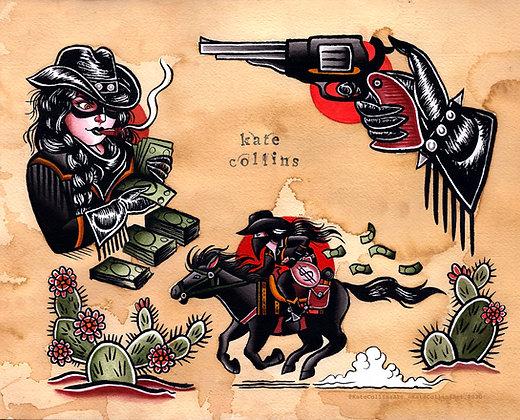 Bandit Babe