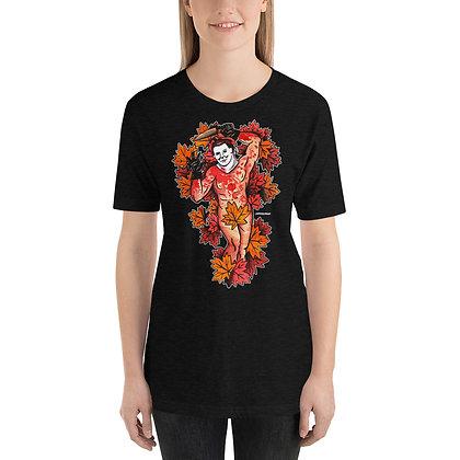 American Beauty Michael Myers Short-Sleeve Unisex T-Shirt