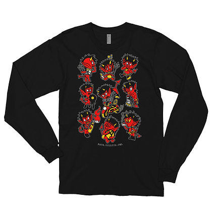Long sleeve Hot Stuff t-shirt