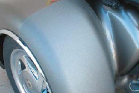 Trike Fenders
