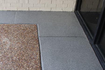 ASPART X Hospital Sidewalk